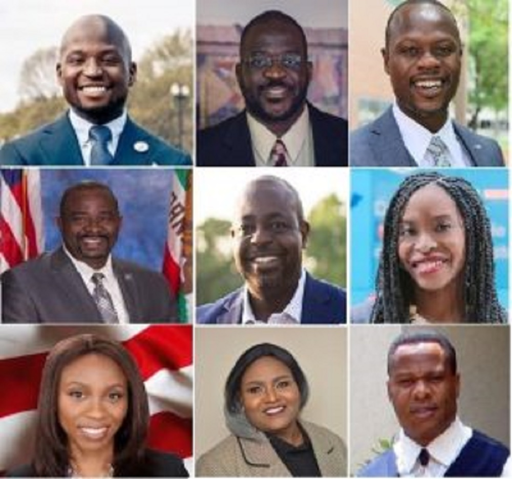 Nine Nigerians contesting in Tuesday's US elections – NAN