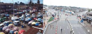 Excitement as Delta govt fixes bad road in Warri
