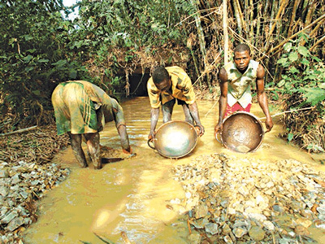 Avert lead poisoning disaster waiting to explode in Nigeria's gold industry