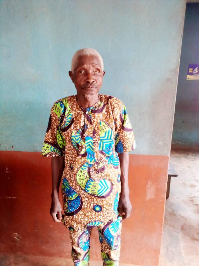 Man, 70, arrested for impregnation his 15-year-old granddaughter in Ogun