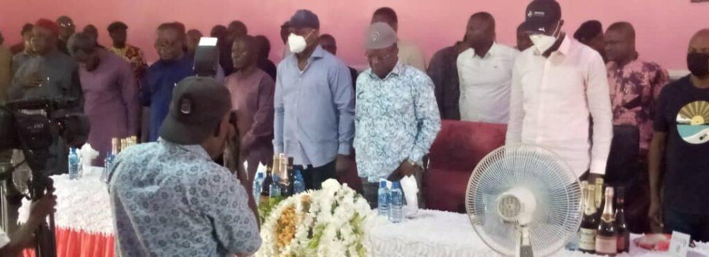 Defection: Ebonyi House Reps caucus member commends Umahi's bold step