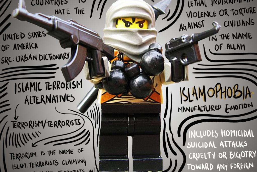 Time secular Muslims stood between Islam and terror