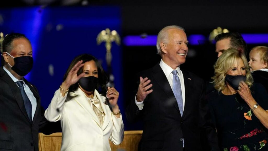 Biden aides: US presidential inauguration will be outdoors and safe