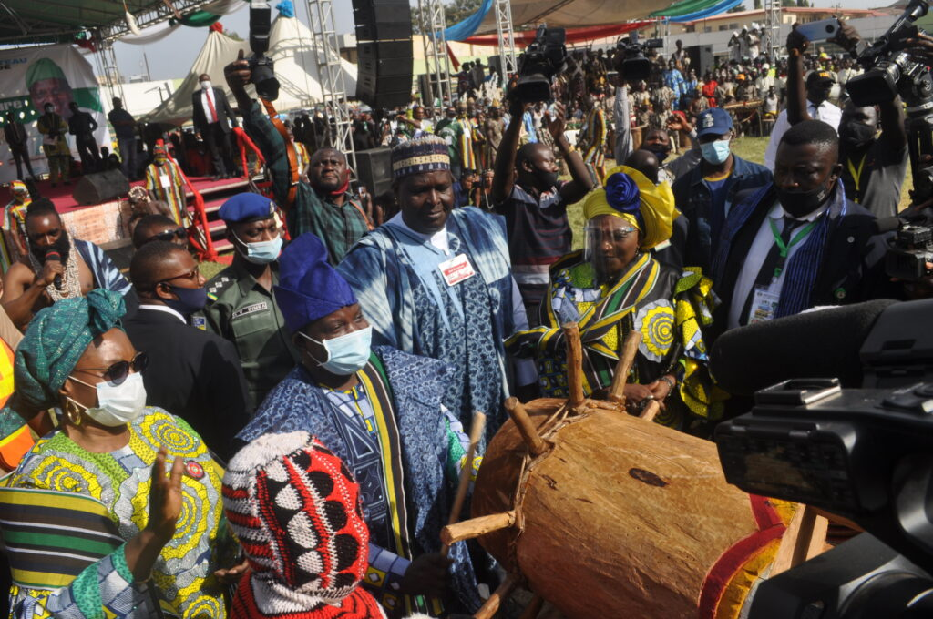 Some, if not many of us, left Lagos with trepidation for the 33rd edition of National Festival of Arts and Culture, NAFEST, 2020 in Jos Plateau State. The major concern has been insecurity. What we heard about Plateau State made us fear to go there.