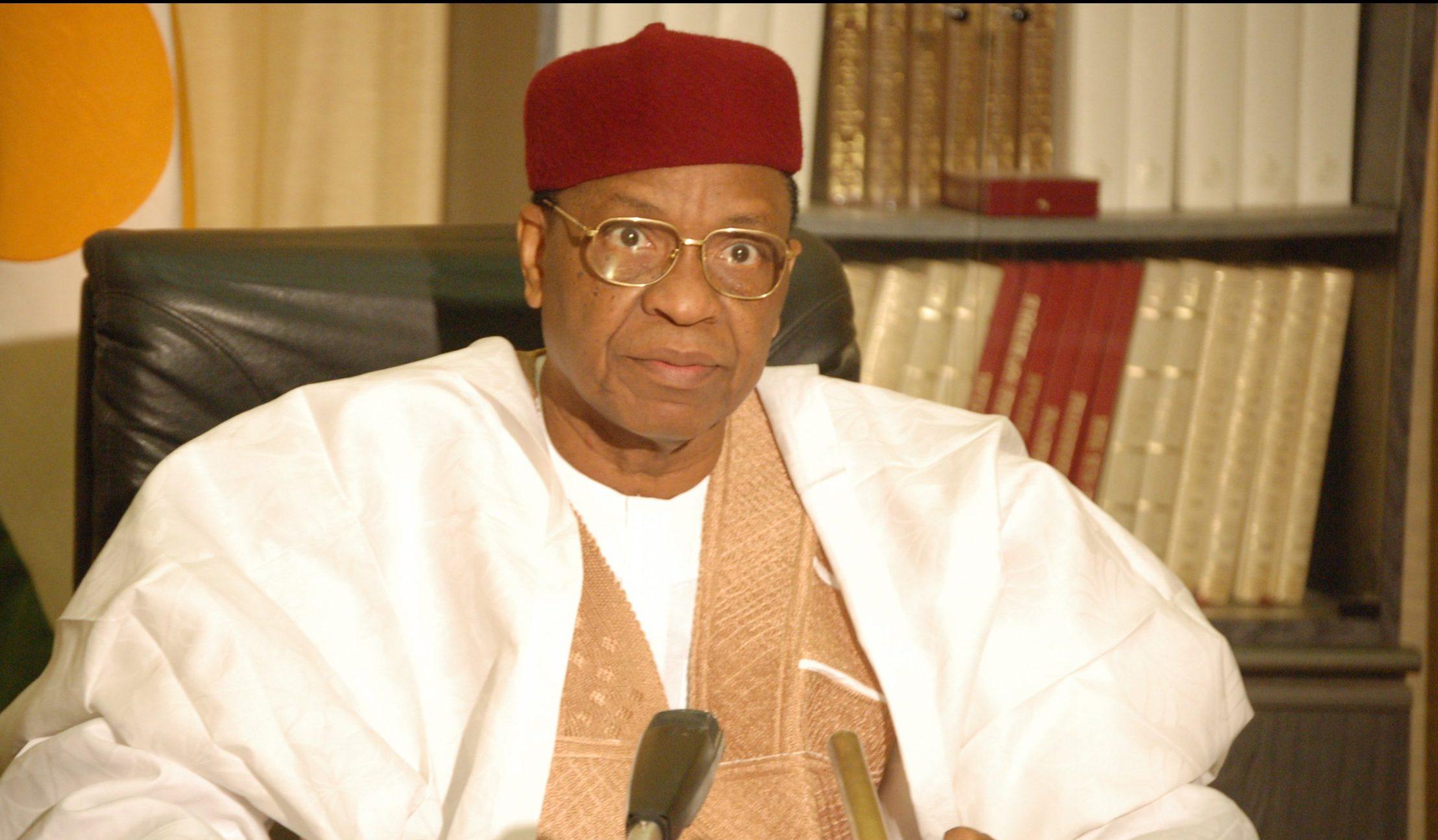 Former Niger president Mamadou Tandja dies aged 82 - Vanguard News