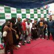 BBNaija duo, Dorathy, Frodd, other celebrities grace Mobile City launch in Lagos
