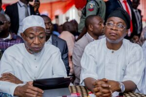 Oyetola/Aregbesola feud: Osun APC NASS Caucus cancels public lecture