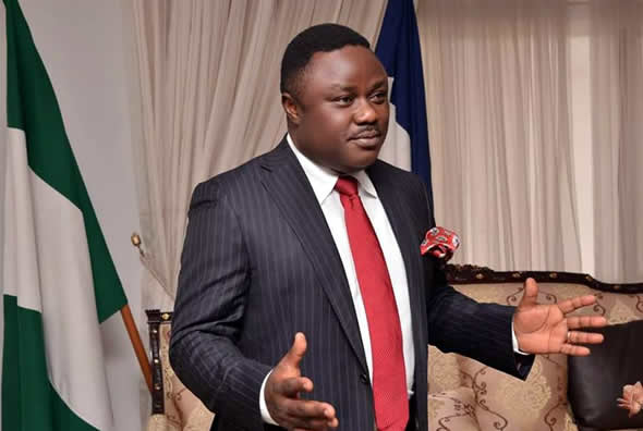 Flush out ghost workers now, Gov Ayade tells new HoS