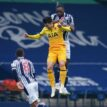 Semi Ajayi shines as Spurs edge out West Brom in narrow victory