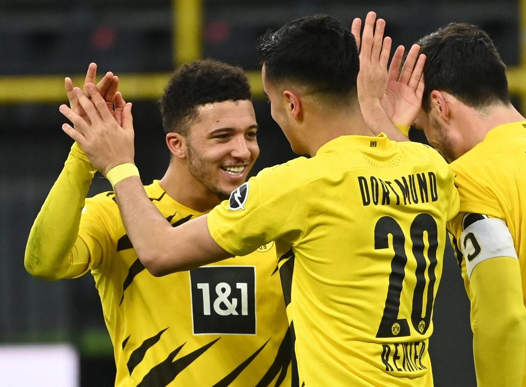German Cup, Sancho