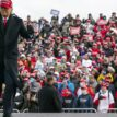 Trump loyalists march in Washington to contest vote result