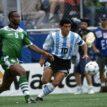 Ex-Nigeria internationals Semitoje, Bazuaye, Okosieme, Ebiogbe mournMaradona
