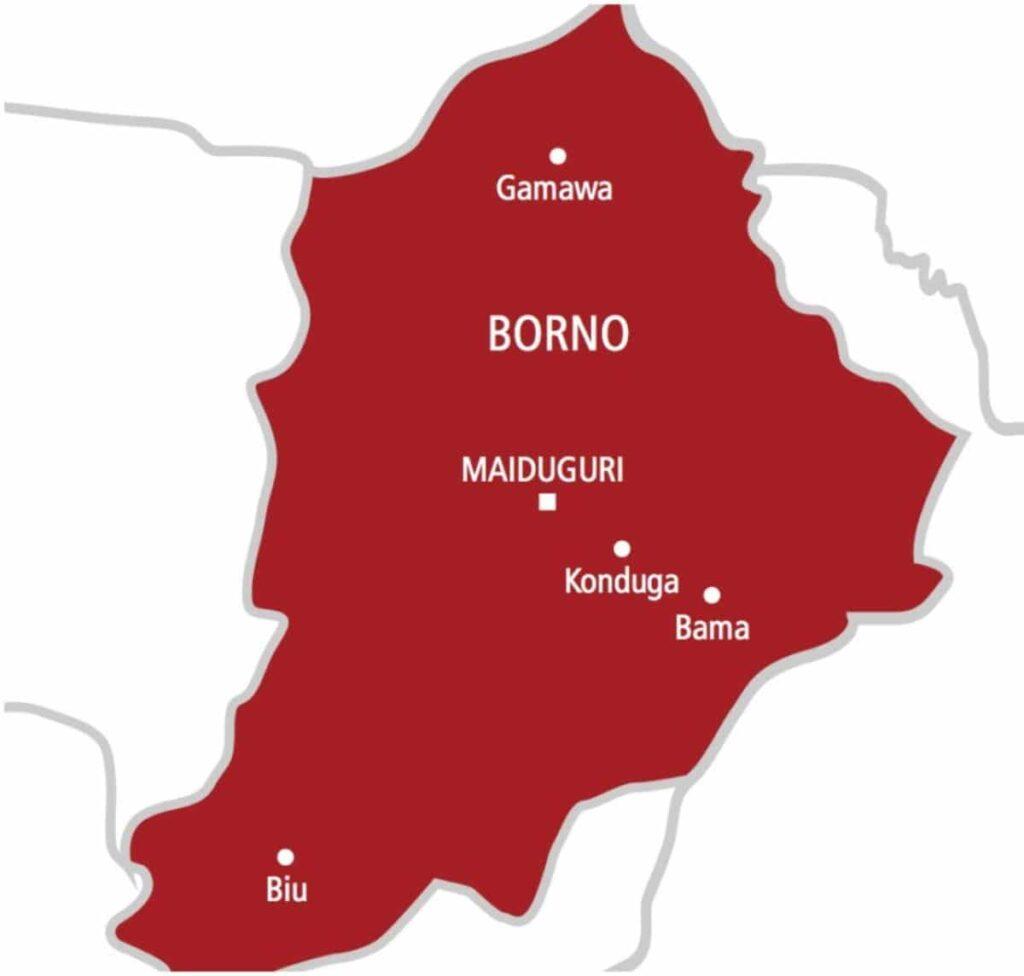Heavy explosions, gunshots in parts of Maiduguri outskirt