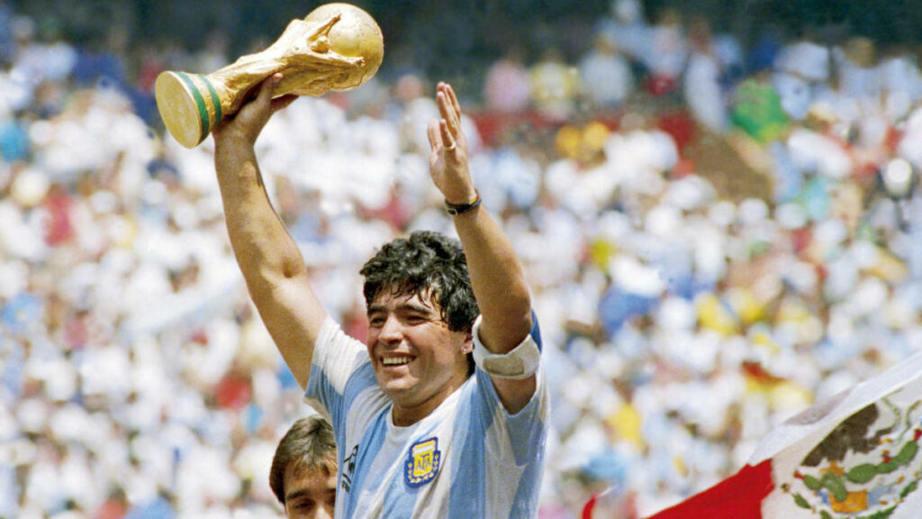 Diego Maradona: One of the greatest footballers ever