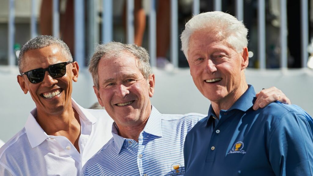 Obama, Bush, Clinton volunteer to publicly receive COVID-19 vaccine