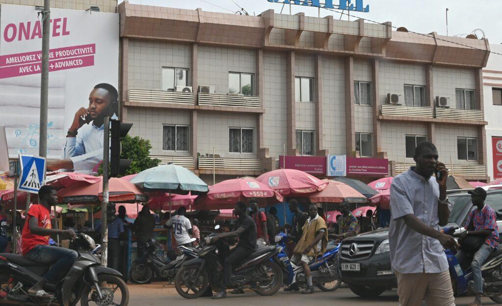 U.S. embassy in Burkina Faso warns of terrorist threat during New Year's holiday