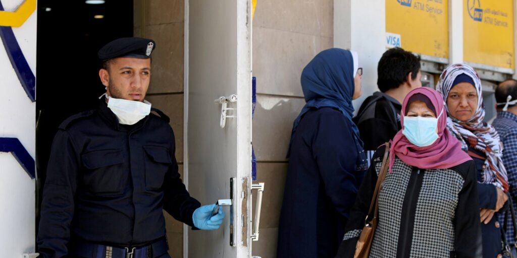 Gaza Strip runs out of coronavirus tests, appeals for outside help