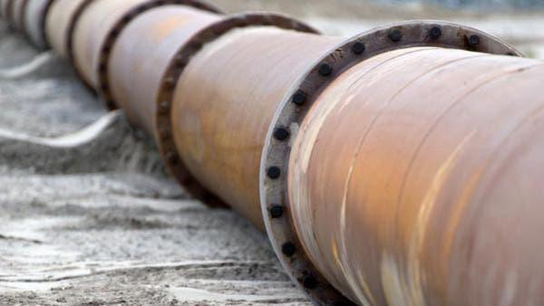 Panic as pipeline bursts along Lagos/Ibadan Expressway