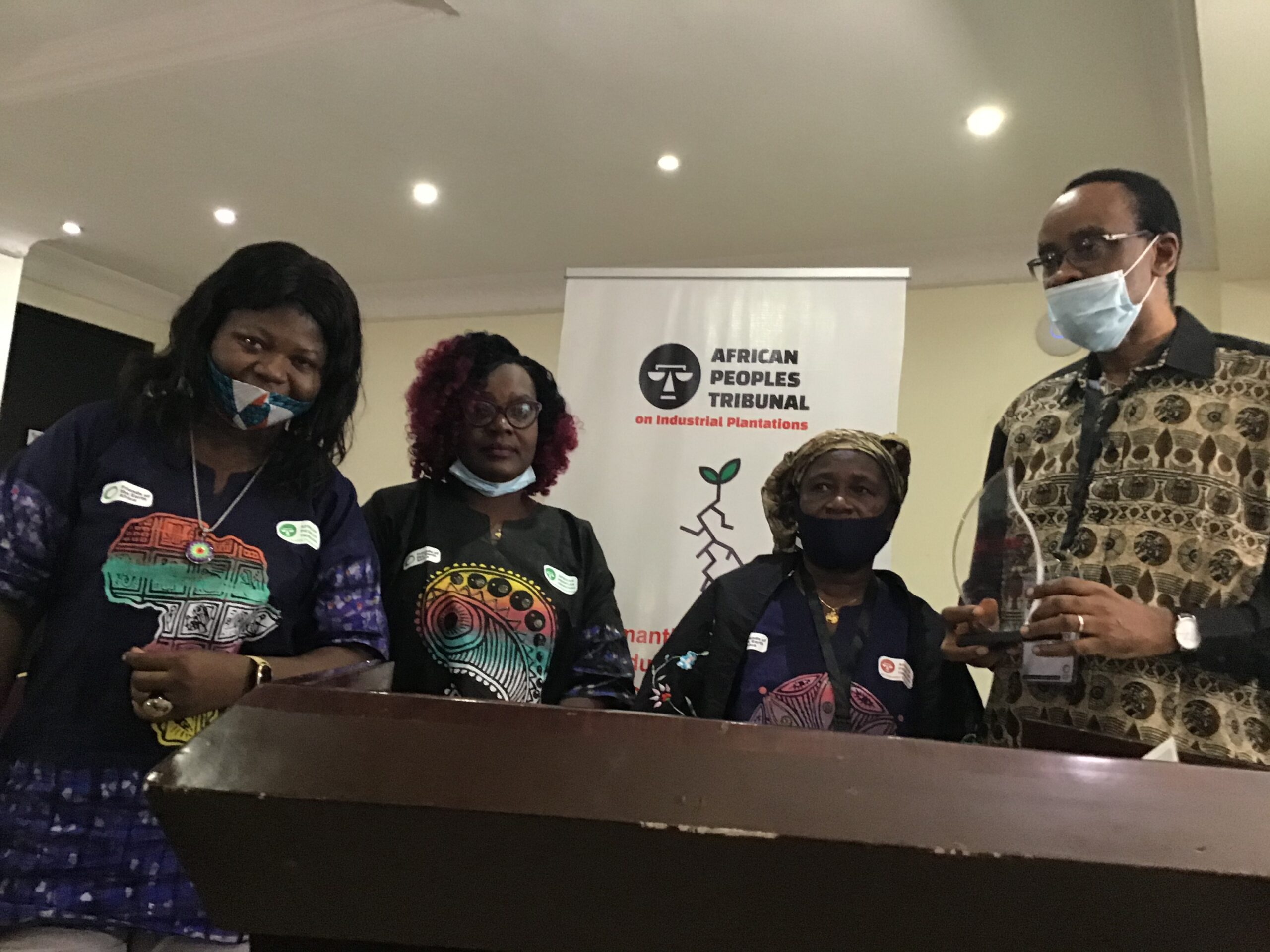 Rights, Environment: FoE African Peoples Tribunal indicts govts, multinationals