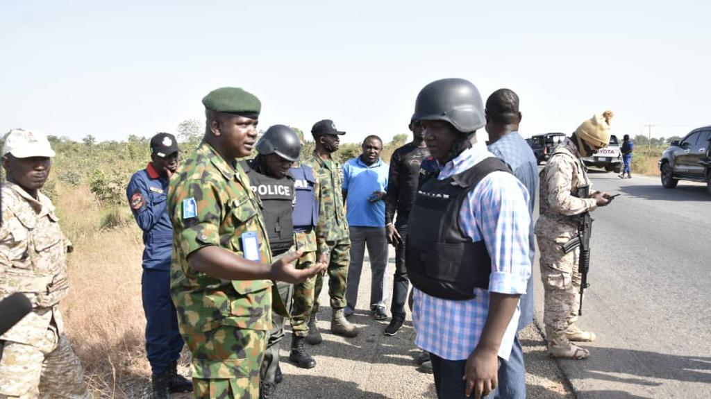 Soldiers, police foil bandit attack on Kaduna community
