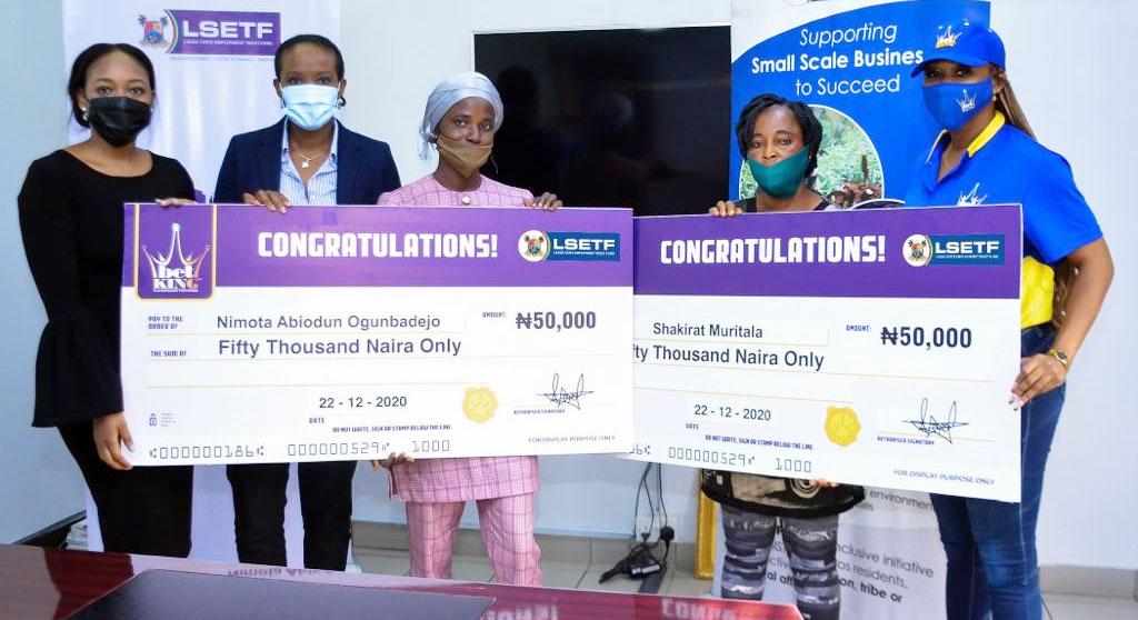 200 women get LSETF- BetKing empowerment fund