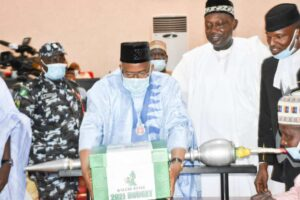 Bauchi governor budgets N213bn for 2021