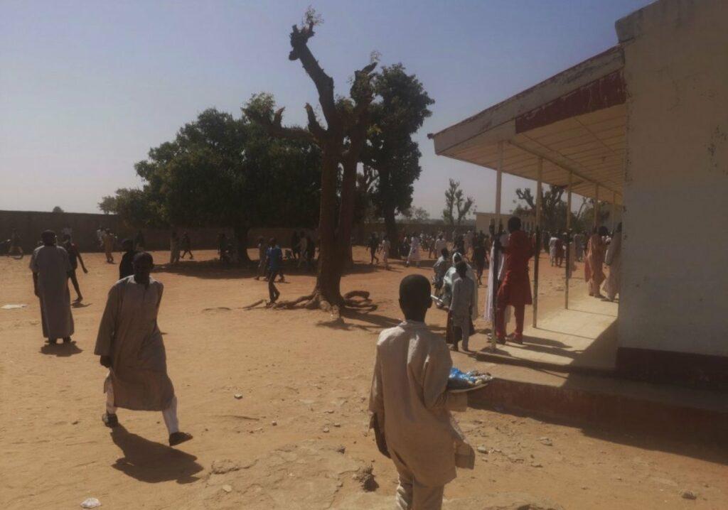 Kankara school boys