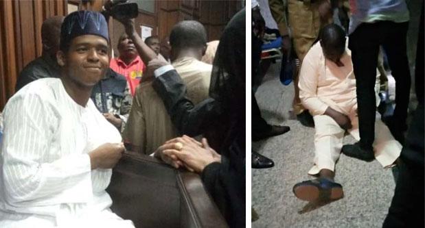 Court adjourns Maina's trial after faint drama; fleeing son, Faisal, nabbed
