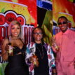 Mercy Eke, others party as tequila-flavoured beer, Desperados births