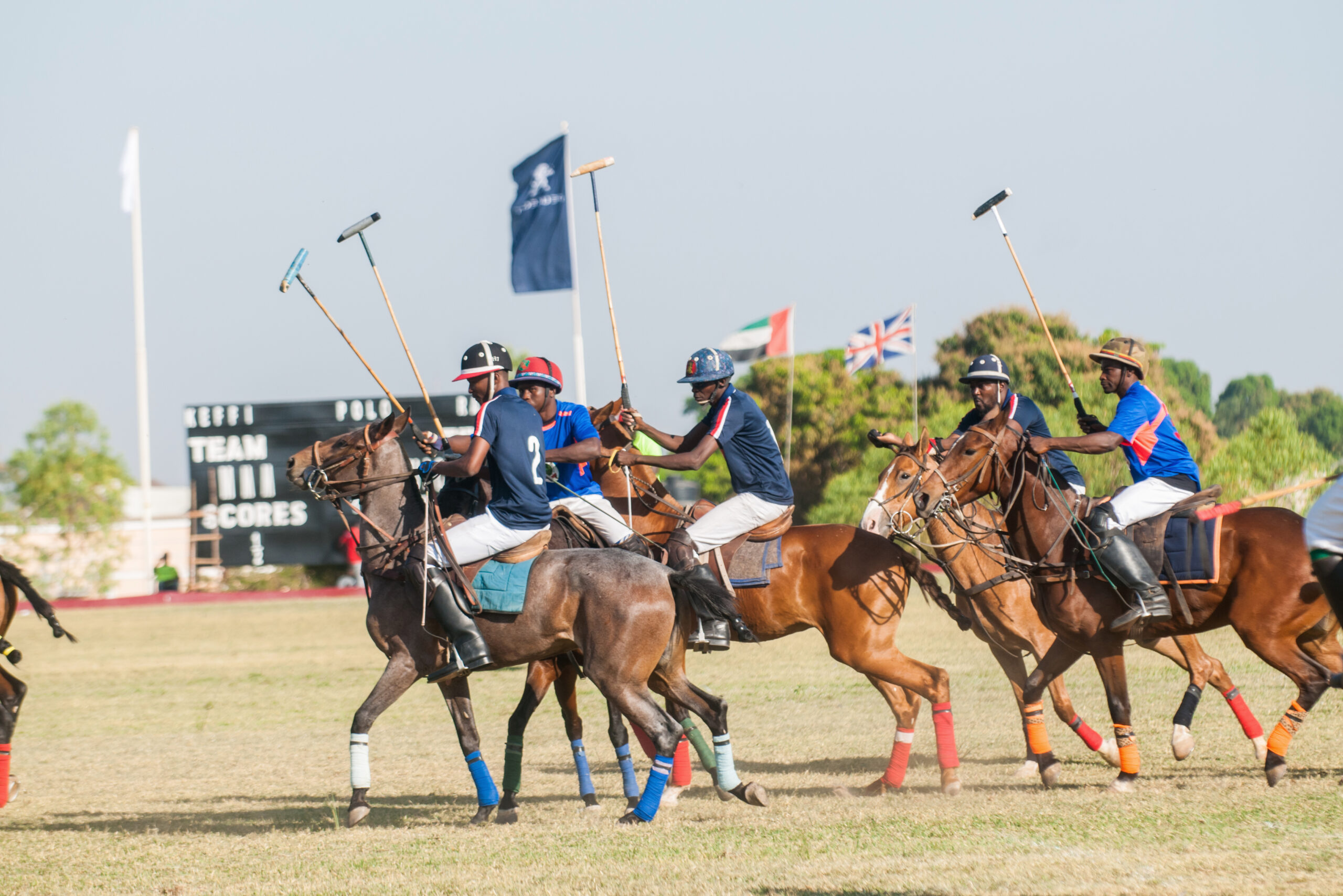 PAN powers Keffi Polo Tournament