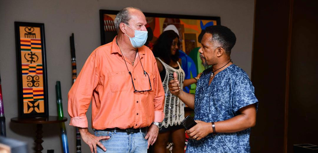 I have taken art to most unconventional places — Aguddah