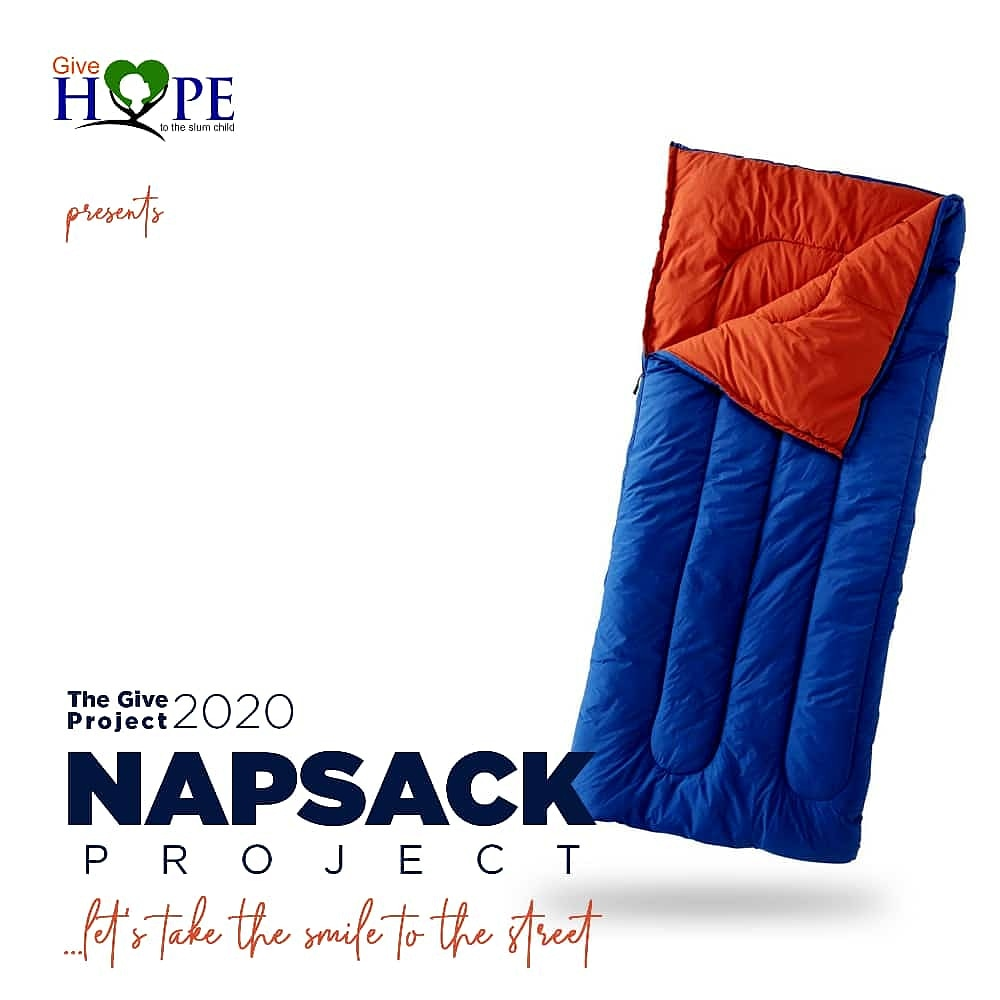 Give Project reaches out to homeless with 'Knapsack Project'