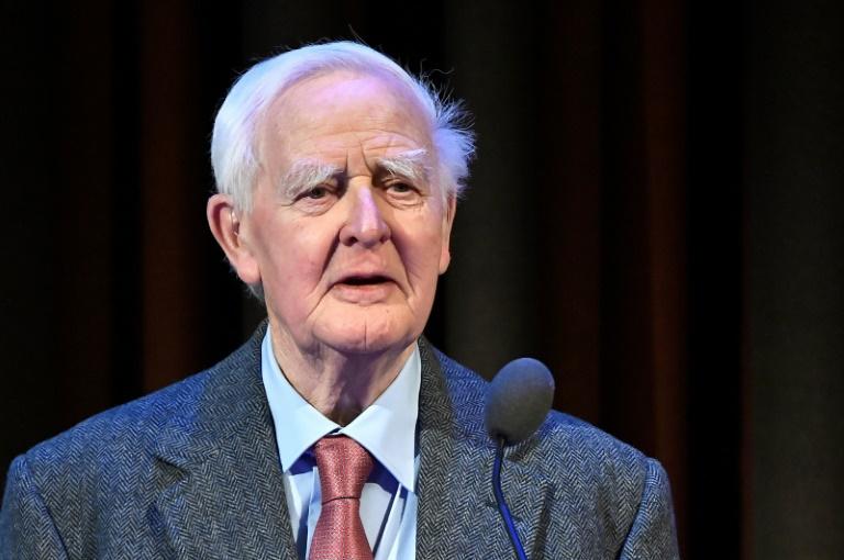 Spy novel author known as John le Carre dies aged 89