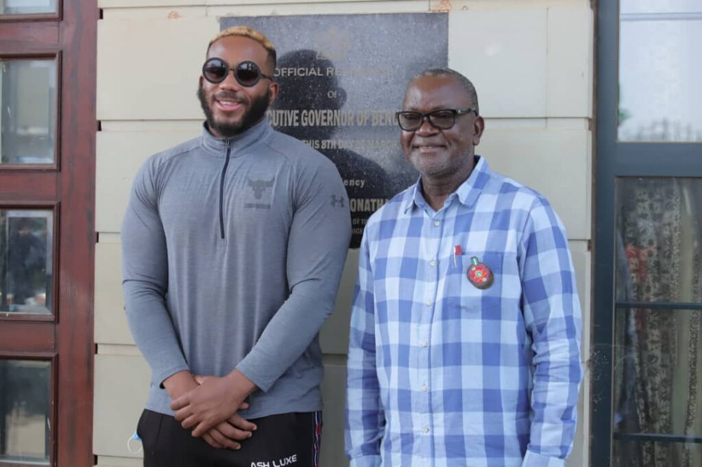 BBNaija Kidwaya pledges to attract investments in entertainment industry to Benue