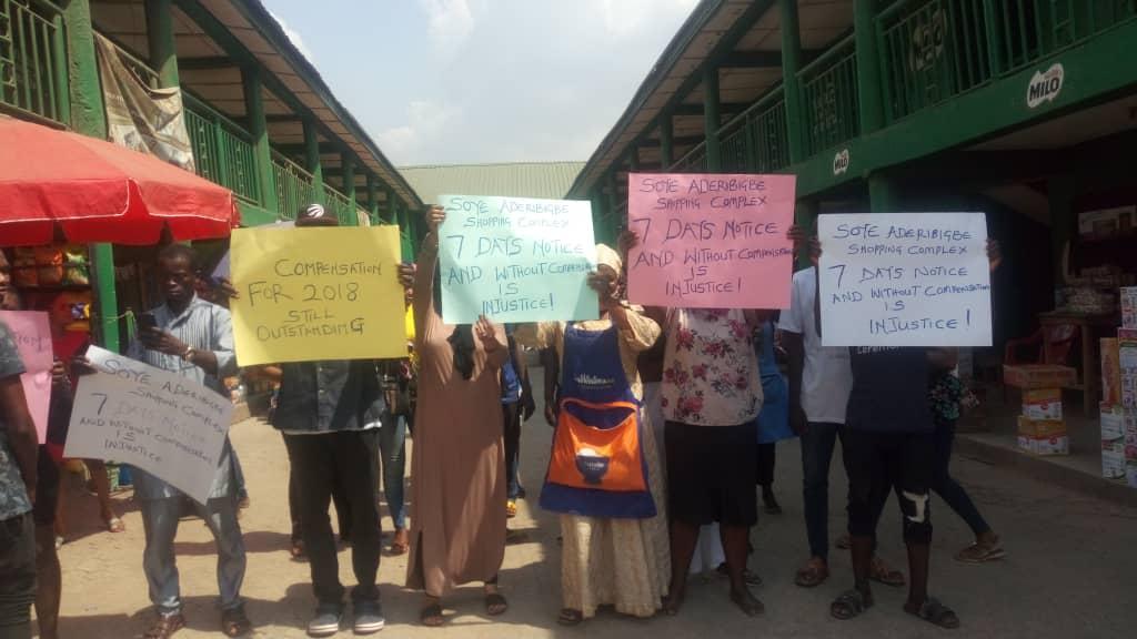 Oja-Oba shop owners send SOS to Sanwo-Olu