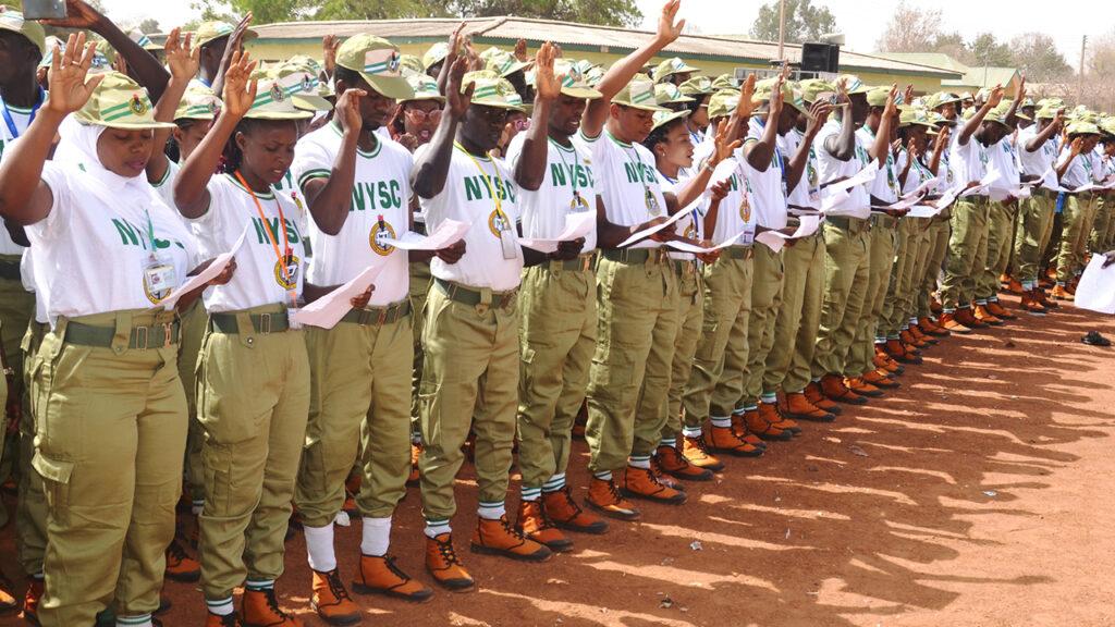 EFCC tasks corps members on hard work, integrity