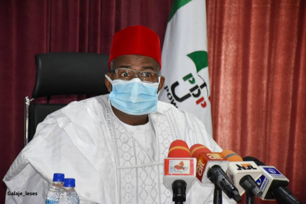Gov Mohammed explains comments on herders carrying Ak-47 rifles for self defence