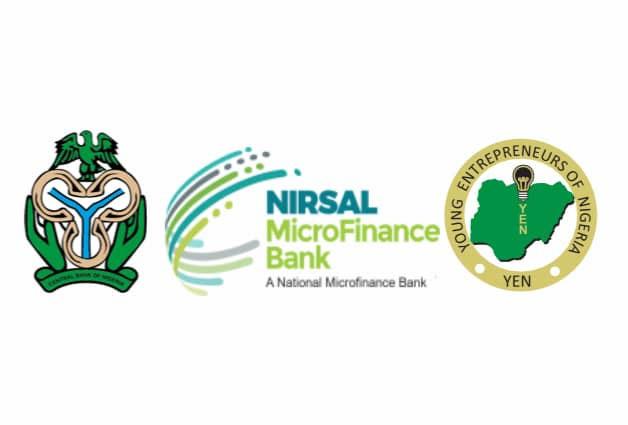 CBN, NIRSAL appoint YEN as entrepreneur development partner