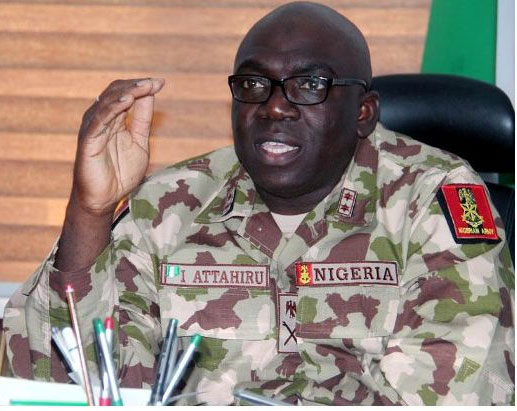 Army remains committed to total annihilation of Boko Haram – COAS