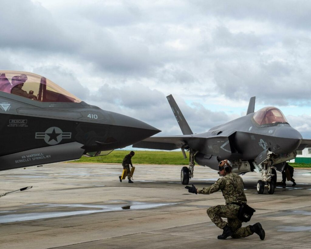 UAE signs $23bn deal to buy F-35 jets, drones from US