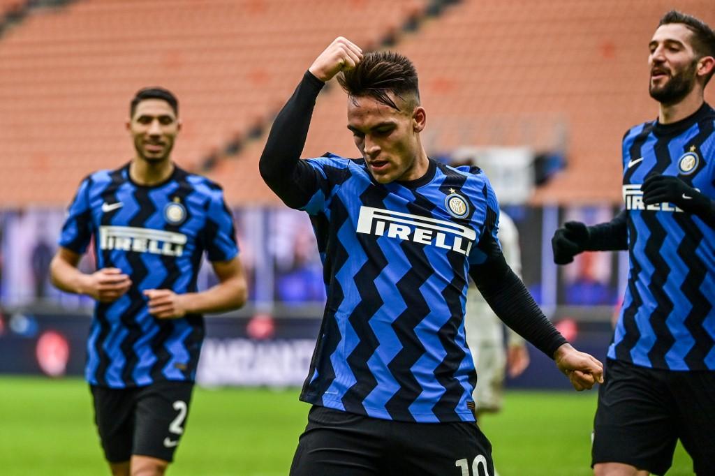 Inter Milan, Lautaro Martinez, Serie A