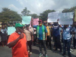SSANU, NASU protest sharing formula of FG's N30bn to universities
