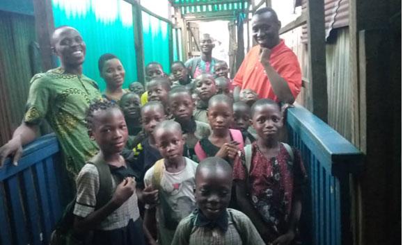 Slum to Classroom, Makoko, Slum