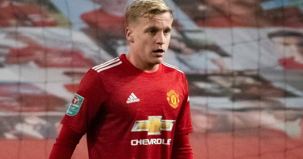 Van de Beek will get his chance at Man United ― Solskjaer