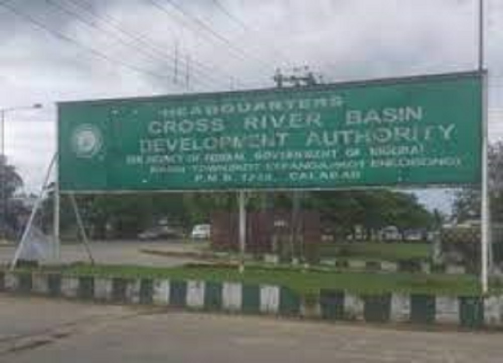 WORKERS of  Cross River Basin Development Authority, CRBDA,