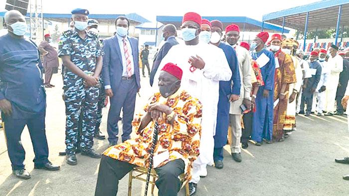 Ohanaeze Ndigbo, George Obiozor, Okezie Ikpeazu