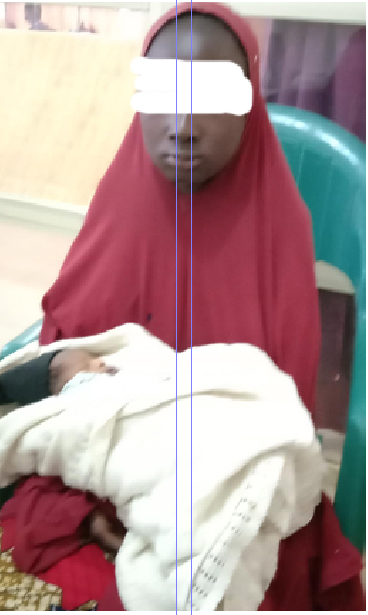 The many travails of 12-year-old Katsina child-mother