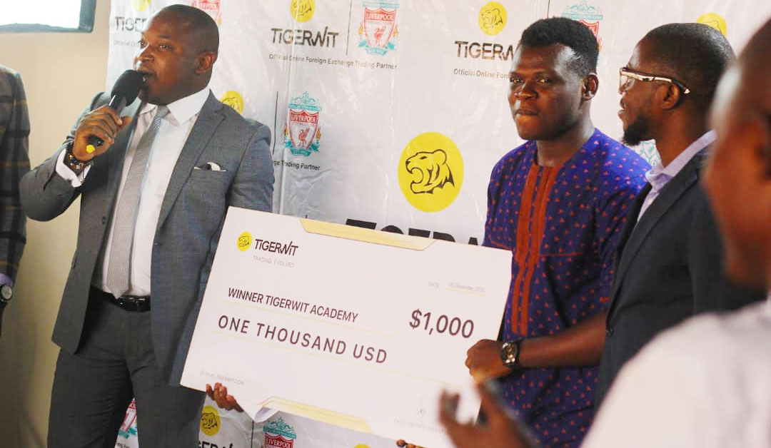 TigerWit charges its new retail traders on excellence, professionalism