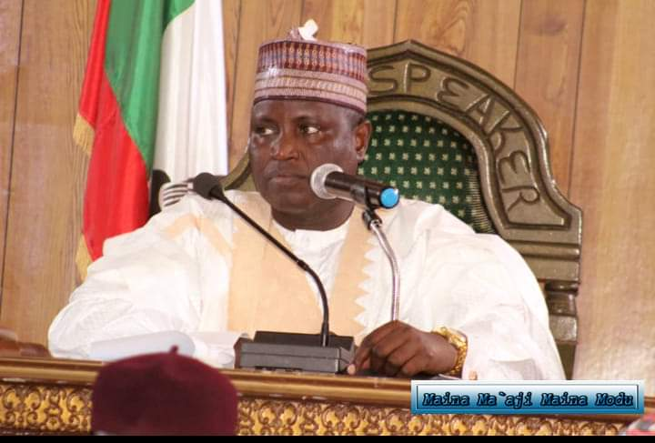 Borno speaker faults Lai Mohammed, Olanisakin, says Guzamala LGA under full control of Boko Haram