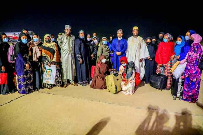 Scholarship: 47 Kano female doctors return after completing studies in Sudan